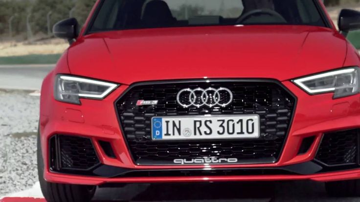 The new 2.5 TFSI outputs 294 kW (400 hp)  33 hp more than its predecessor. That makes it the most powerful five-cylinder engine on the world market. Its 480 Nm (354.0 lb-ft) of torque is available at engine speeds between 1700 and 5850 revolutions per minute for outstanding tractive power. The compact RS model sprints from 0 to 100 km/h (62.1 mph) in just 4.1 seconds. It can attain a maximum speed of 250 km/h (155.3 mph); on request Audi will increase the electronically limited top speed to…