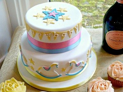 32 best lavender and turquoise rocking horse baby shower images on rocking horse theme baby shower cake main image negle Choice Image