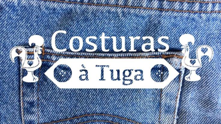 Costuras à Tuga - Ep. 4 - Calções de ganga - YouTube