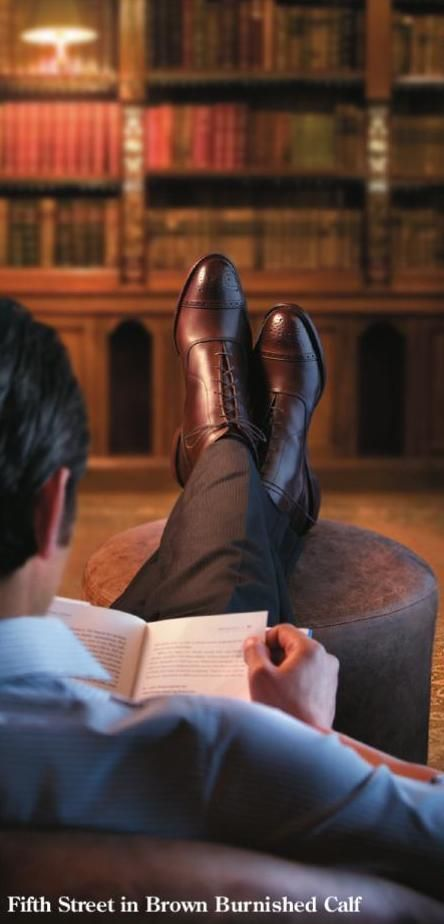 Allen Edmonds  - Fifth Street  Boot in Brown Burnished Calf  - #ClippedOnIssuu from Allen Edmonds Fall 2011 catalog
