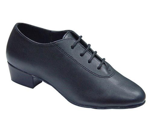 Style Harry Black Leather