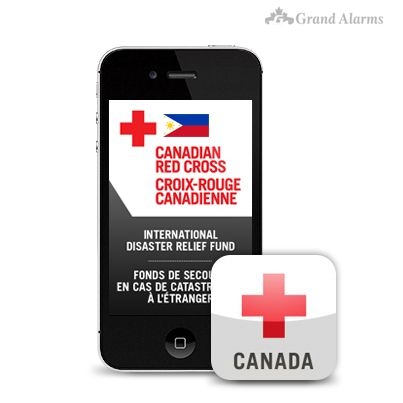 You can donate $5 to the Canadian Red Cross by simply texting REDCROSS or ROUGE to 30333. #TyphoonHaiyan #GrandAlarms