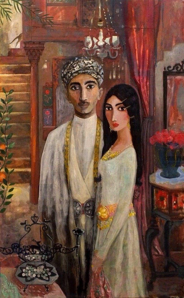 Old baghdadie wedding