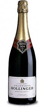 CT Wine Authority Bollinger Champagne Brut Speciale Cuvee