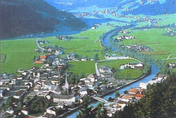 Zell Am Ziller, Austria... where I learned to ski...