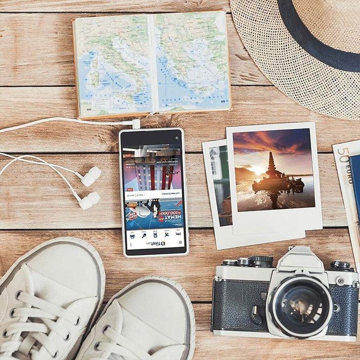 Siapa yang udah planning untuk liburan akhir tahun ini?  Ada ide tempat menarik di Indonesia?  Mumpung lagi ada promo dari Tiket.com untuk semua penerbangan AIR ASIA ada diskon sampe Rp 100.000 pake voucher code AA100.  Sebelum tanggal 31 Oct ini ya! Check this out!  @tiketcom #tiketcompastiada
