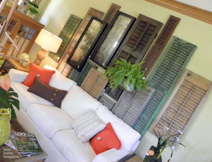 43 Best Images About Things To Do With Shutters On
