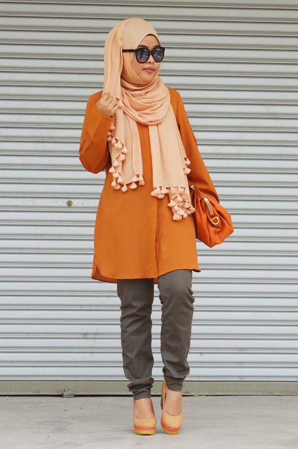 My Amethyst ♡ Muslimah fashion & hijab inspiration