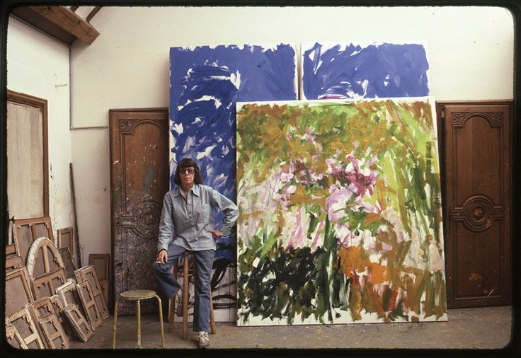 Joan Mitchell Foundation » News & Events » New Archives Acquisition