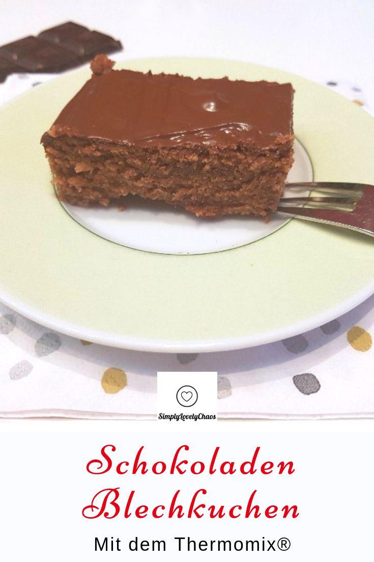 Schokoladenkuchen mit dem Thermomix® – SimplyLovelyChaos Blog