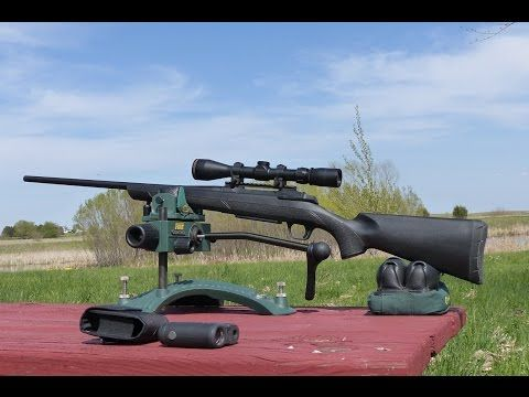 Review: Browning AB3 Composite Stalker .270 Winchester Rifle - YouTube