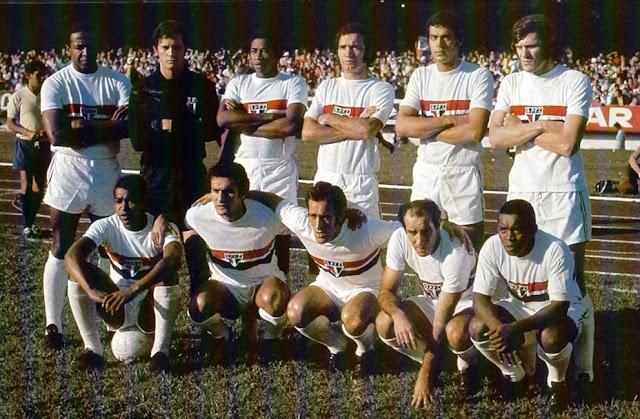 São Paulo de Terto, Forlán, Pedro Virgilio Rocha, Gérson e outros monstros, 1971