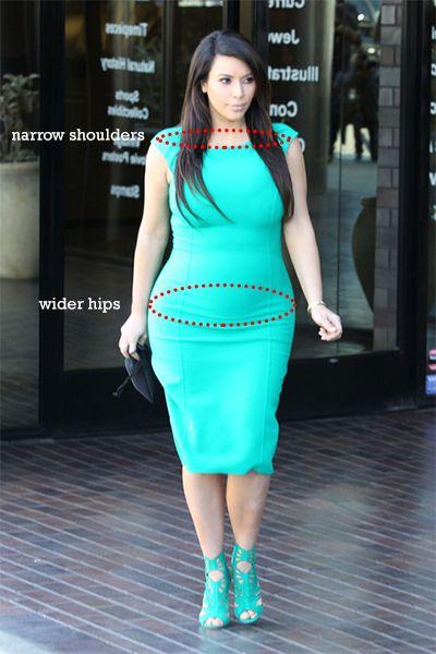 Celebrity Body Shapes - Look Fabulous