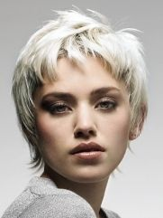 Image result for short hairstyles for small foreheads