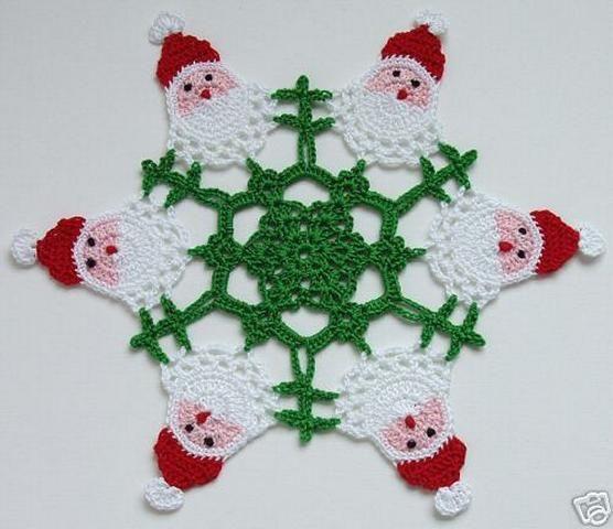 Navidad: Papa Noel.
