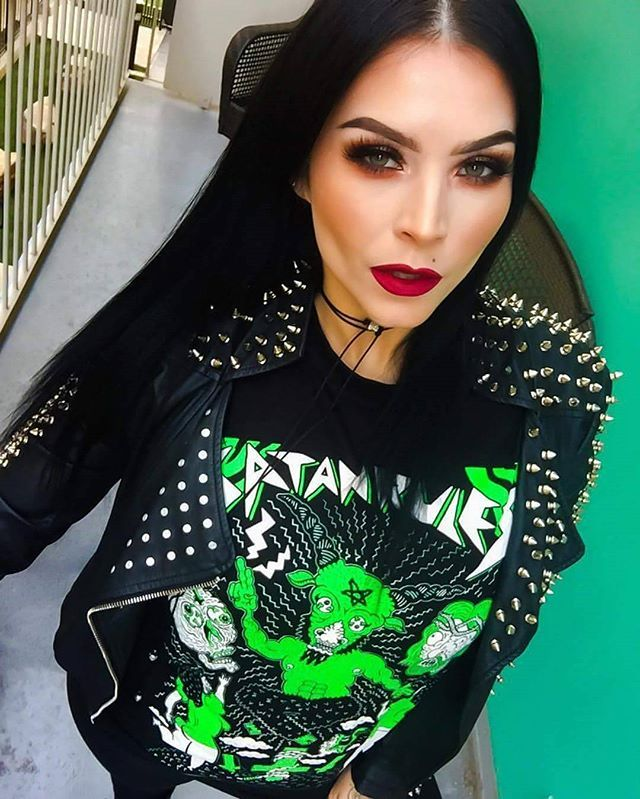 "CRMC X @russelltaysom ""Satan Rules"" Available at www.crmc-clothing.co.uk 