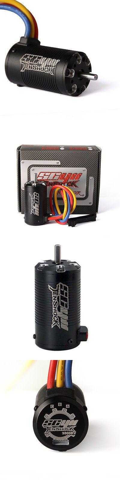 Electric Motors 100058: Tenshock Sc411 Brushless Sensored 1 10 Short Course Motor Sct 5200Kv Usa Dealer -> BUY IT NOW ONLY: $89.99 on eBay!