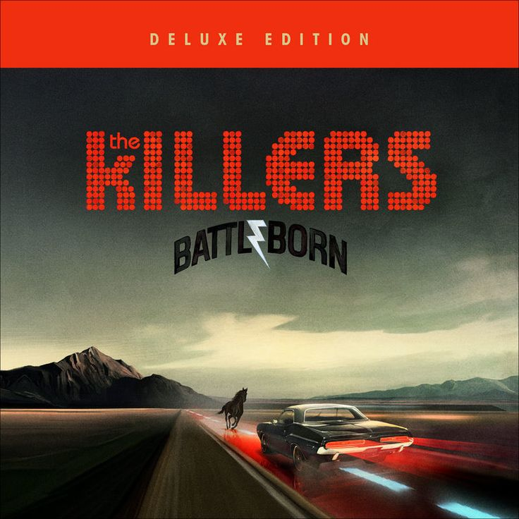 Heart Of A Girl by The Killers - Battle Born (Deluxe Edition)