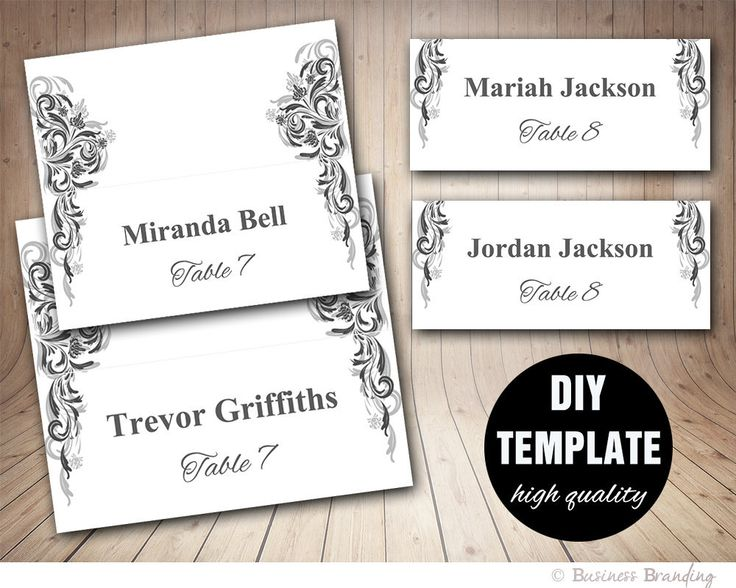 fold over place card template free wedding place card template wedding place card template. Black Bedroom Furniture Sets. Home Design Ideas