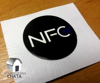 Nowoczesna Chata - This modern house. What is NFC? How convenient to use this at home? Check!