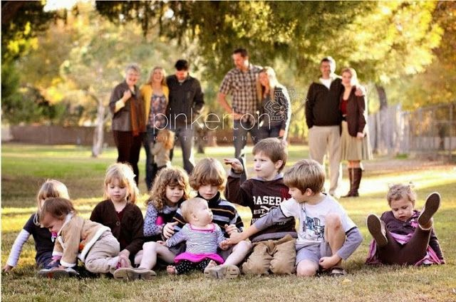 large family photo ideas | large family | Photo Ideas. ... | Photogra…