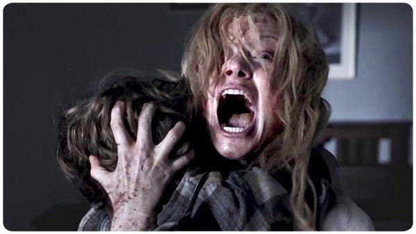 The Babadook: ser mamá es aterrador (2014). Película de terror!