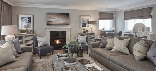 Esher Luxury Interior Design London Surrey Sophie