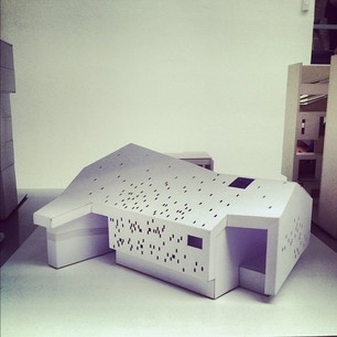 ArchDaily | Broadcasting Architecture Worldwide: Broadcast Architecture, Residential Architecture, A Models, Maqueta, Architecture Media, Architecture Graphics, Architecture Worldwid, Archie Maquette, Architecture Models