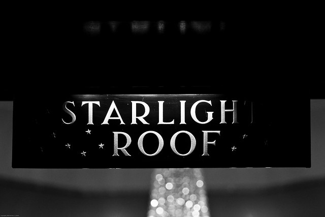 Starlight Roof, Waldorf-Astoria, NYC