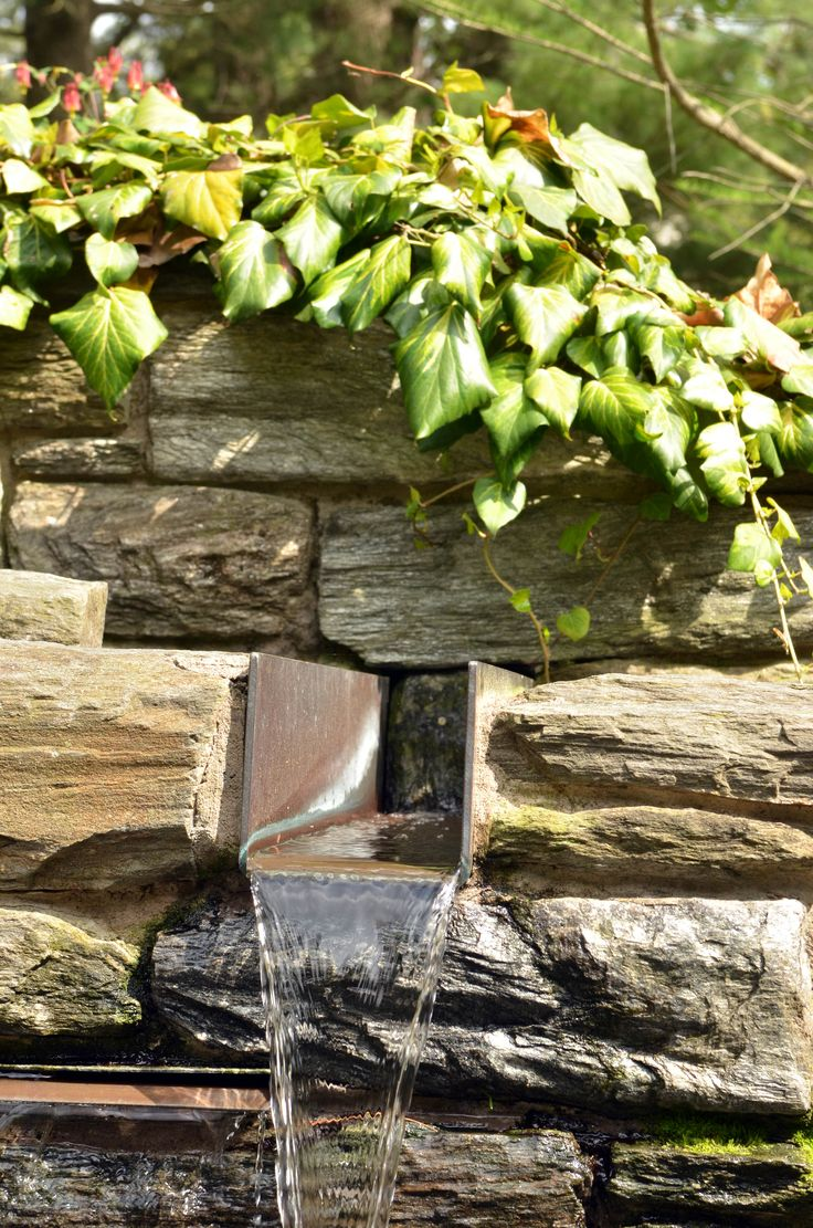 Copper Spout Fountain Water Features Pools Ponds Pinterest Copper