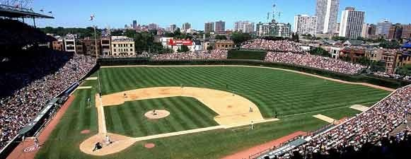 Wrigley Field, Chicago, Ill.