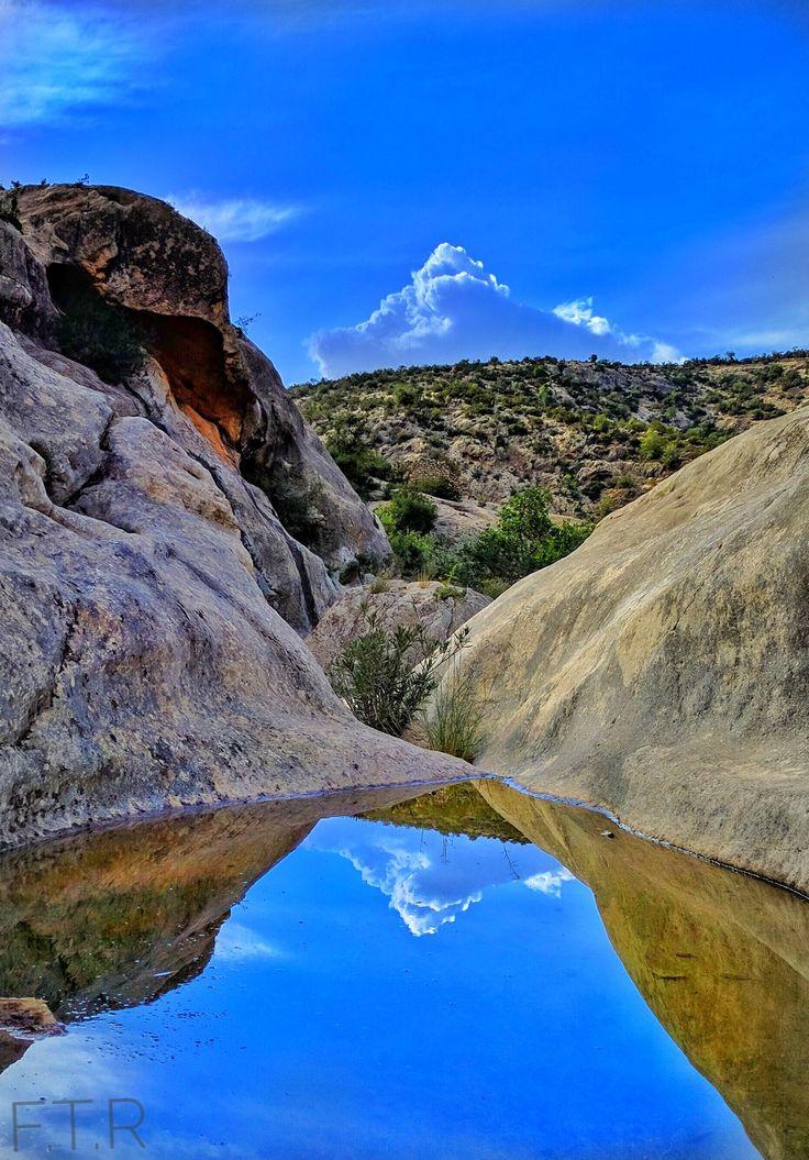 Mirror mountain