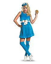 Sassy Sesame Street Cookie Monster Womens Costume - tv-and-movie - womens