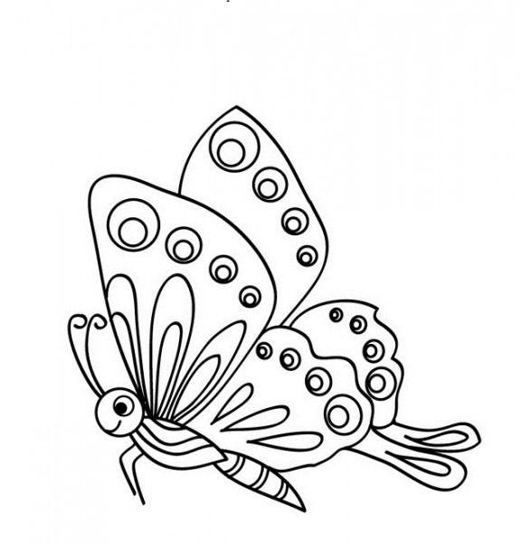Dibujos Para Colorear De La Mariposa Monarca Mariposas Para Colorear Dibujos Para Colorear Mariposas Monarca Dibujo