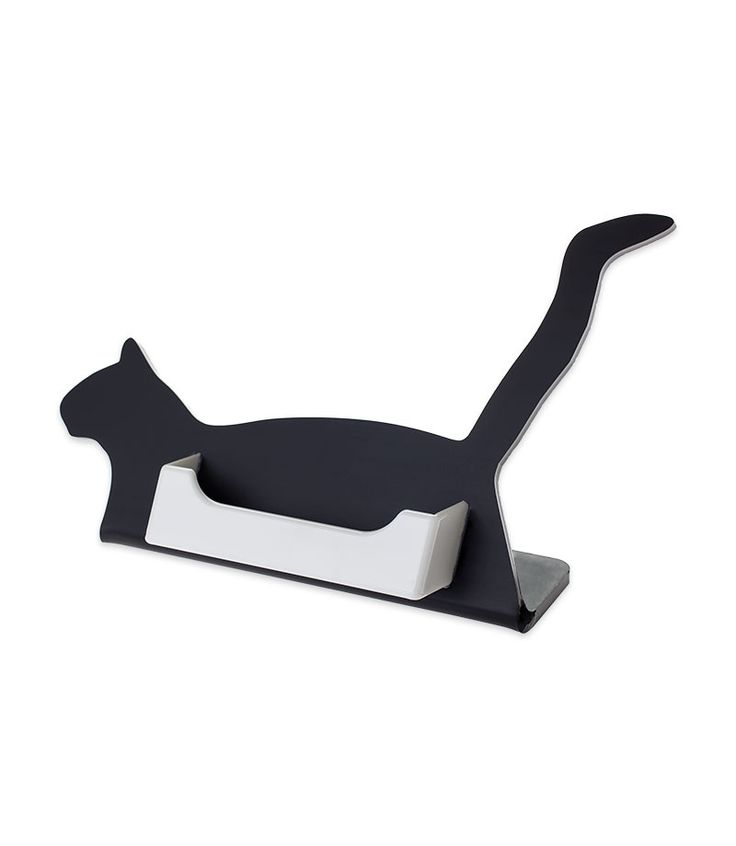172 best cat office stuff images on pinterest business card cat single pocket business card holder colourmoves