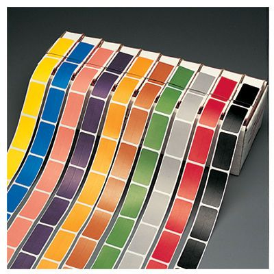 CC Color-Coded Labels - Rolls