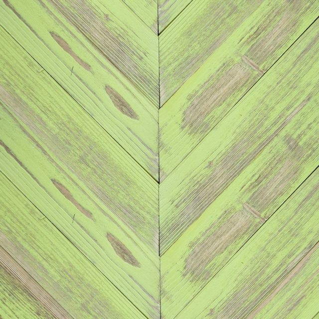 These Dandelion Yellow Painted Chevron pine barn sidings are colour washed with paint giving the resemblance of faded façades. Endless combinations of the colours below are available.