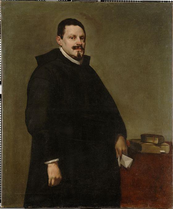 'El inquisidor', de Diego Velázquez.