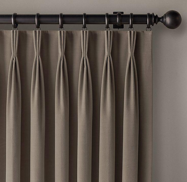 Best 25+ Contemporary curtains ideas on Pinterest ...