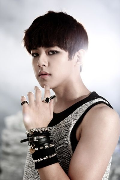 Dongho (U-Kiss) neverland: He's definitely my 2nd favorite member!