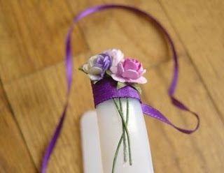 Como hacer diademas de flores para niñas ~ Mimundomanual