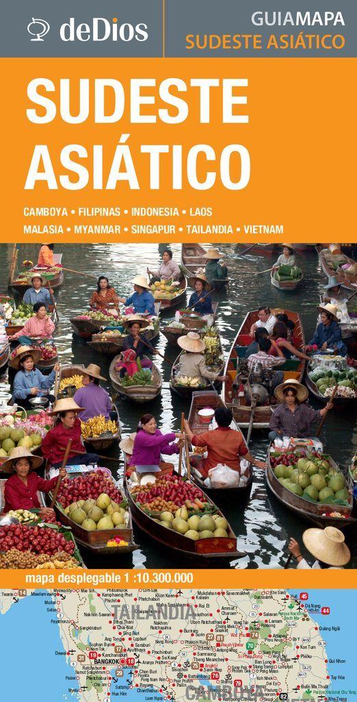 Guía Mapa Sudeste Asiático