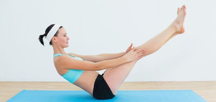 GRAU DE DIFICULDADE MÉDIA - voltando a ativa. Exercício para costas: Inspire e expire enquanto mantém essa postura (coluna reta, sem forçar o pescoço nem flexionar os joelhos) em forma de V por 15 seg, por 5x, descansando 15 seg a cada vez.