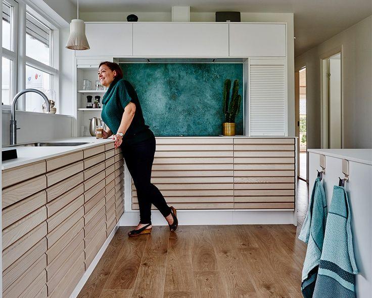 M-Line køkken i ask   Tvis Køkkener