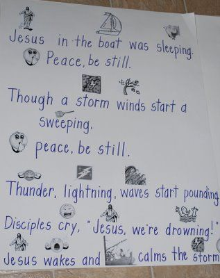 crafts bible class vbs bible school school crafts jesus calms the