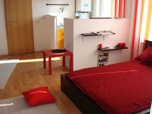 Best Studio Apartment Partition Ideas On Pinterest Studio