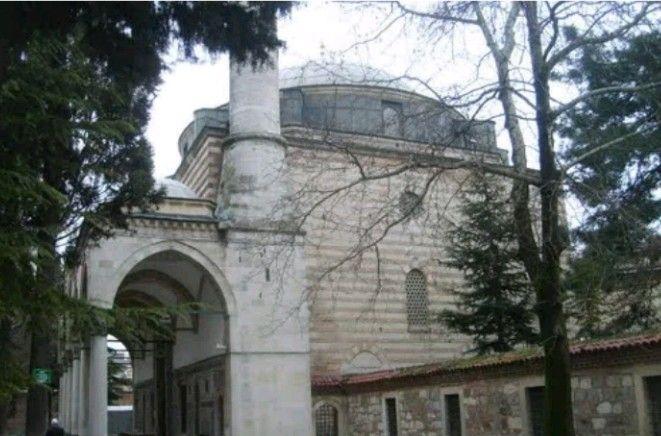 Çoban Mustafa Pasha mosque-Constructive: Çoban Mustafa Pasha (Gazi Mustafa bin Abdulkerim)-Year built: Estimated 1523-Project: Mimar Sinan-Architect; Mimar Hüsam Aga-Gebze-Kocaeli