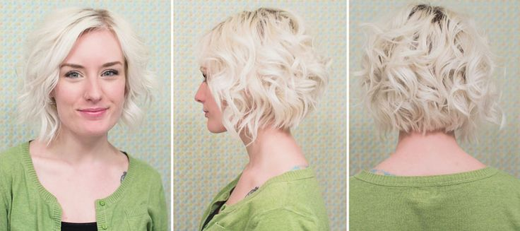 messy curls for short hair - how to | indiejane photography.@Caitlin Burton Mortensen