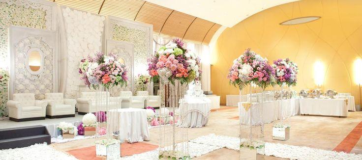 Beautiful Wedding Venue at Alila Jakarta