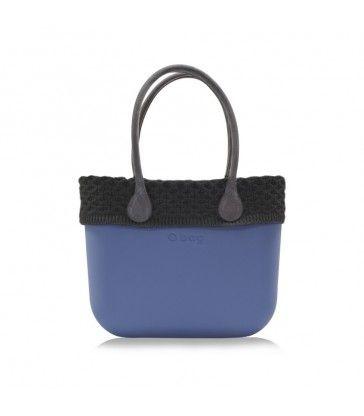 O bag .bordo lana nera Il prezzo si riferisce solo al bordo, non all'intera borsa.